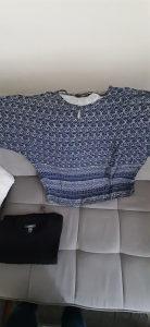 Siroka zenska majica