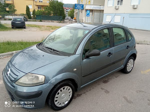 Citroen c 3 14 benzin 2007 g 4800 km