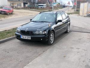 BMW 320 110kw facelift MOZE ZAMJENA