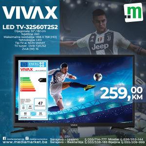 Vivax LED TV-32S60T2S2