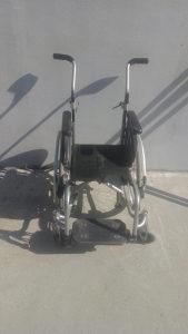 Invalidska kolica aktivna