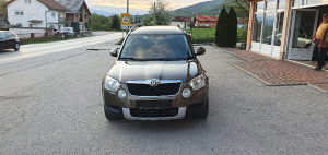 Škoda Yeti 2.0 TDI 103 KW 4 X 4 2012 GODINA!! TOP!