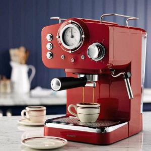 Aparat za espresso kafu-retro dizajn