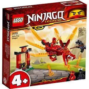 Lego Kaijev vatreni zmaj