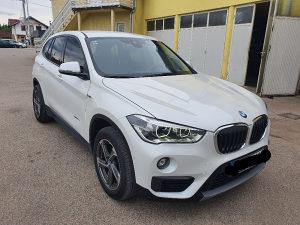 BMW X1 20 D s drive