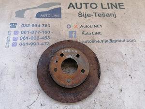 Opel Meriva A diskovi zadnji