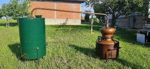 Kazan za rakiju 100 litara