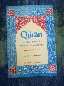 The Qur'an in plain english - Iman Torres Al Haneef
