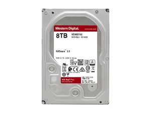 WD Red 8TB Sata 3 WD80EFAX 3.5""
