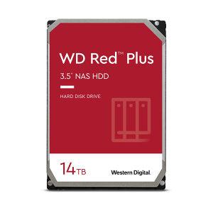 "WD Red Plus 14TB Sata 3 WD140EFGX 3.5"""