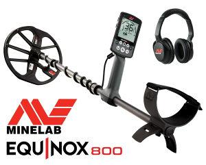 Detektor metala Minelab Equinox 800