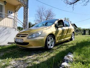 Peugeot 307 2.0 16v