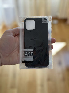 iPhone 12 Pro carbon maska