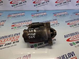 Alnaser anlaser Peugeot 206 1.4 B 0986017930 MIGE 565