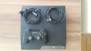 Play station3-ps3 slim 320gb