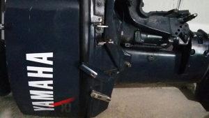 Yamaha 25 ks 2takt vanbrod Ski Motor Stange uredno tel.