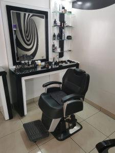 Inventar berberska radnja frizerski salon barber shop