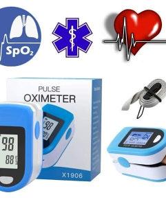 Oksimetar za prst mjerač kisika u krvi i pulsa