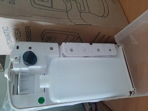 Automatski dozator za dezinfekciju ili sapun