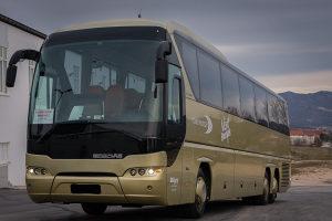 Autobus Neoplan Tourliner EURO 4 setra man
