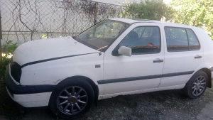 Udaren auto