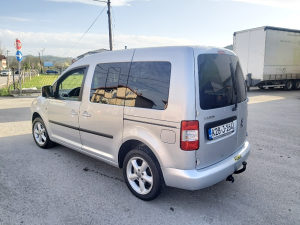 Vw Caddy life 1.9 tdi 77kw 2007g