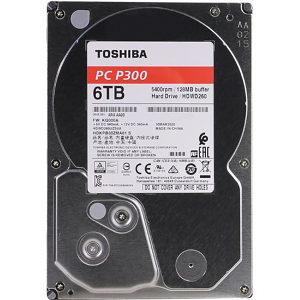 "Toshiba P300 3TB Sata 3 HDWD260UZSVA 3.5"""