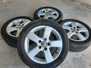 "Alu fepge 16"" 5x112 United Golf 5 6 7 Passat Touran"