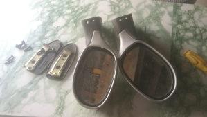 Retrovizori za motor