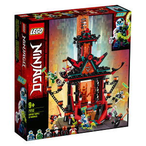 Lego Carski hram ludila