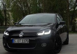 Volkswagen Golf 6 VI mod.2012
