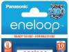 Punjive baterije Eneloop 4xAAA 750 mAh