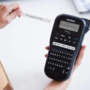 Brother P-Touch ručni printer za naljepnice H110