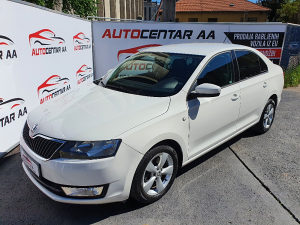 Škoda Rapid tdi 2013.tek registrovana