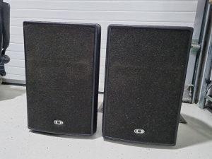 Dynacord D15-3 dlite zvucne kutije