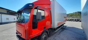 Kamion iveco eurocargo