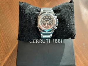 CERRUTI 1881 muski sat. Original,kao nov.