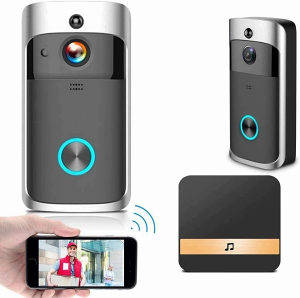 Bežično smart  zvono - kamera WIFI vrata doorbell