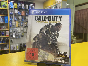 Call of Duty Advanced Warfare PS4 igra