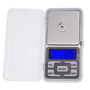 Digitalna vaga odlicna preciznost 0.01 gr 500 nakit