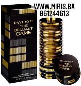 Davidoff The Game Brilliant 100 ml