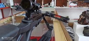 Samostrel 185 lbs sa optikom * SNIŽENO *