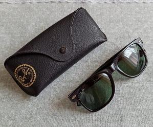 Ray Ban Wayfarer naočale i kutija