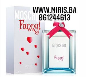 Moschino Funny wom edt 100 ml 70 KM