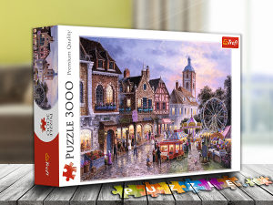 Puzzle - Karneval, Dennis Lewan | 3000 komada