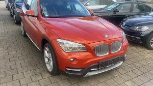 BMW X1 2,0 d x drive facelift ful oprema