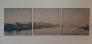 IKEA 3 slike, New York , 3x56,6x56,5 cm