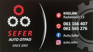 AUTO OTPAD SEFER 061166407
