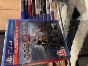 God of War 4 PS4 Igre PS 4 igrice Playstation 4