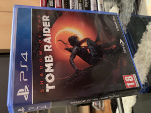 Shadow Of The Tomb Raider PS4 Igre PS 4 igrice